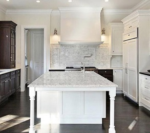 Kitchen featuring a granite worktop